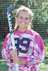 Nicole Bachman is the Cincinnati Enquirer 2019-2020 Fall All-Stars Field Hockey Player of the Year.