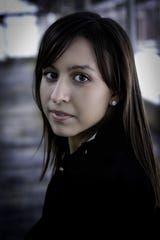 """Jasmine Warga, author of """"Other Words for Home."""""""
