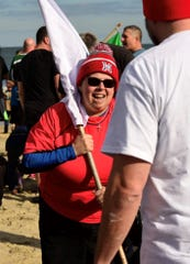 Mount Saint Mary Academy's participation in Polar Plunge yielded more than $15,000.