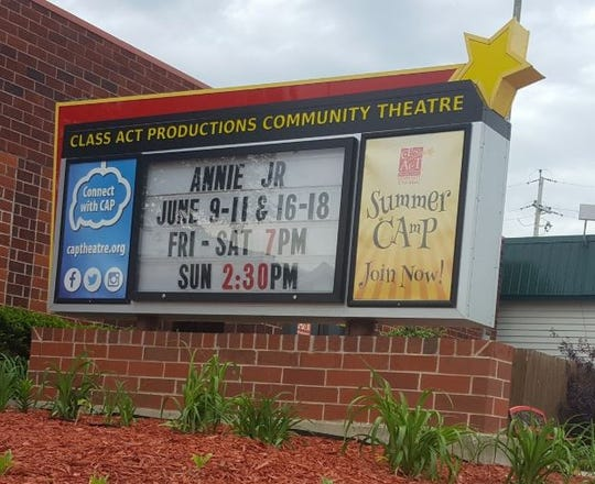 Class Act Productions Community Theatre in Altoona offers productions, camps and workshops all year long.