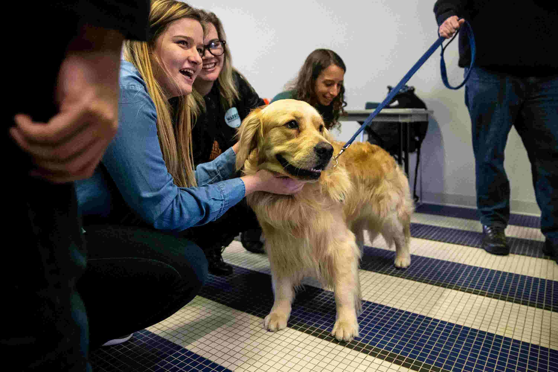 Watch: Bailey Warren's visit to Drake University