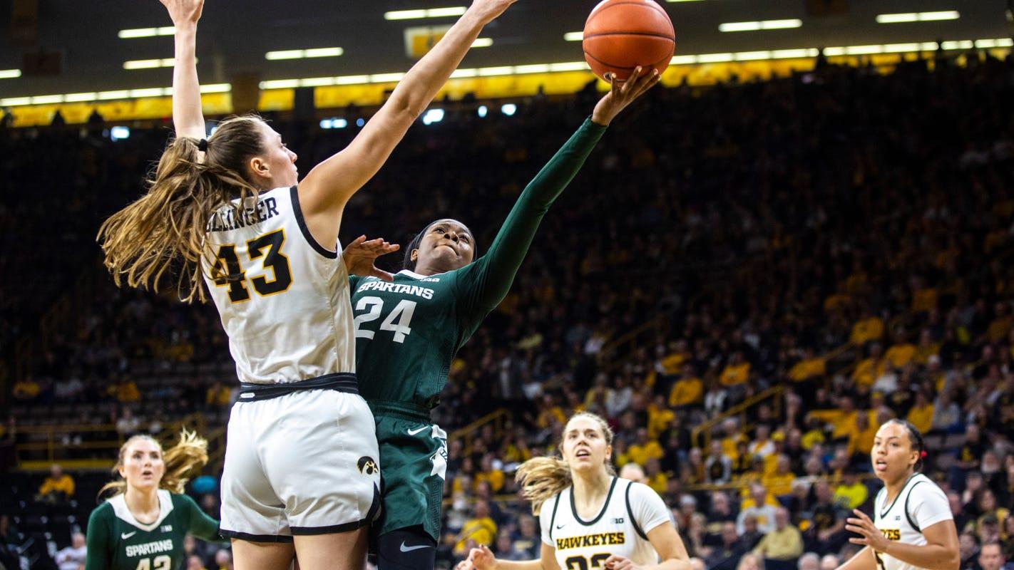 Sunday's college basketball: Michigan women roll past Rutgers