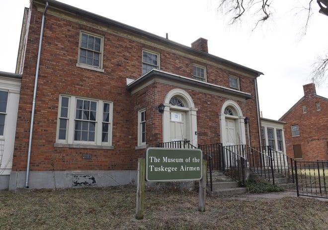 Museum Nasional Penerbang Tuskegee berlokasi di Fort Wayne yang Bersejarah di Detroit Barat Daya.