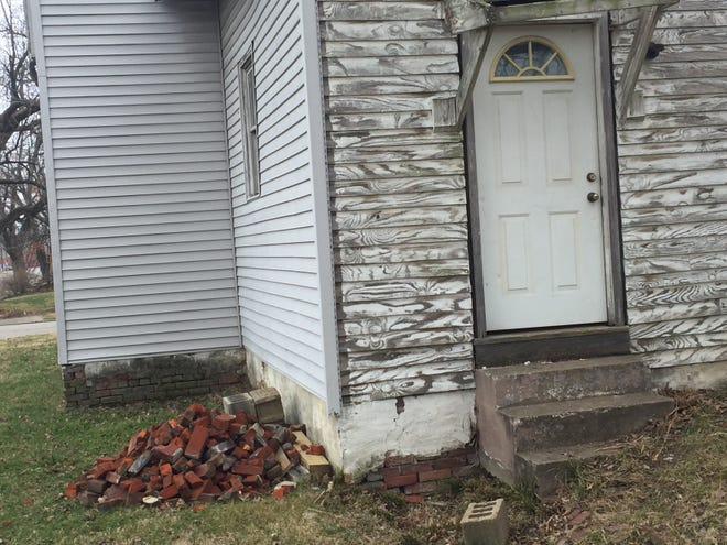 This vacant, dilapidated house at 101 E. Tennessee St. will be turned into a home for a low-income family at a $240,000 public cost.