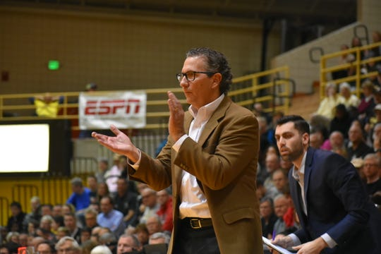 Todd Lickliter is now two games into his tenure as Evansville's head caoch after Sunday's 67-65 loss at Valparaiso