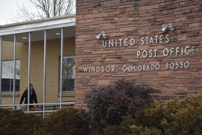Windsor will get a new postal facility that will handle mail and help alleviate crowding at the existing main post office shown  here Jan. 27, 2020.