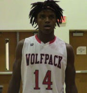 South Fort Myers senior Eddie Walls has been a spark playing basketball for the first time ever for the Wolfpack who have already doubled their win total from a season ago.