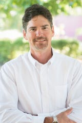 Brian Galligan, vice president of horticulture at Naples Botanical Garden.