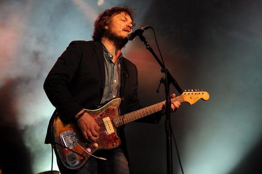 Jeff Tweedy of Wilco performs at Bluesfest Byron Bay in Australia.
