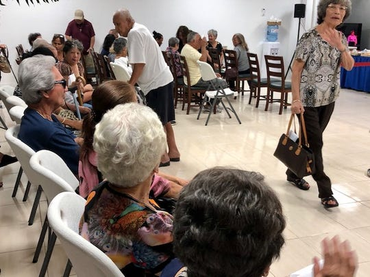 World War II survivors on Jan. 27, 2020 continue to submit documents that would allow them to receive war reparations under a $14 million GovGuam program, in coordination with the U.S. Treasury.