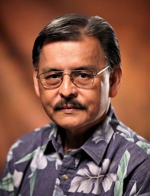 The late Jose Quinene Cruz, 5th University of Guam president was memorialized Jan. 27 at UOG, Mangilao, Guam.