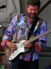 Blues guitarist, Tab Benoit to perform at Martin's Downtown on Saturday, Feb. 8.