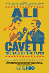 Ali and Cavett: THe Tale fo the Tapes premieres on HBO Tuesday February 11, 2020