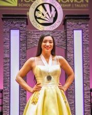 Elif Ozyurekoglu won the 2020 Distinguished Young Women of Kentucky Award.