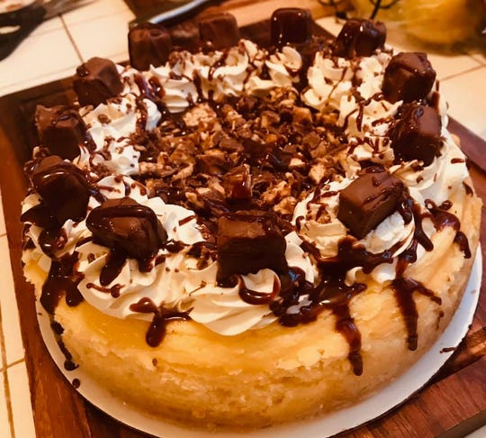 KorrieLinn DeLand of KorrieLinn's Cheesecakes has been creating sweet cheesecake flavors using candy bars, alcohol and fruit for three years. Now she's preparing to open a small bakery just outside Charlotte.