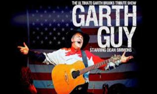 The Garth Guy starring Dean Simmons
