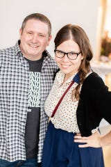 Greg and Angela Quigley founded the wedding website Married in Milwaukee in 2012.