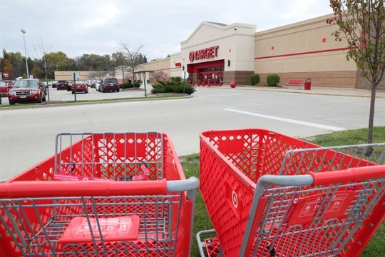 The former Target store in Greenfield will apparently become a Festival Foods supermarket.