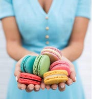 Woops! is going to be selling macarons at Sweets and Treats Fest at the Waukesha County Expo Center Feb. 22, 2020.