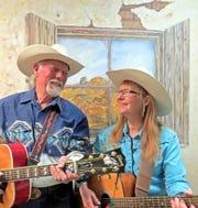 Ramblin Rangers Brad and Bonnie Jo Exton.
