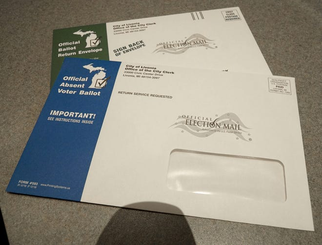 A record number of absentee ballots were utilized during the November 2020 election.