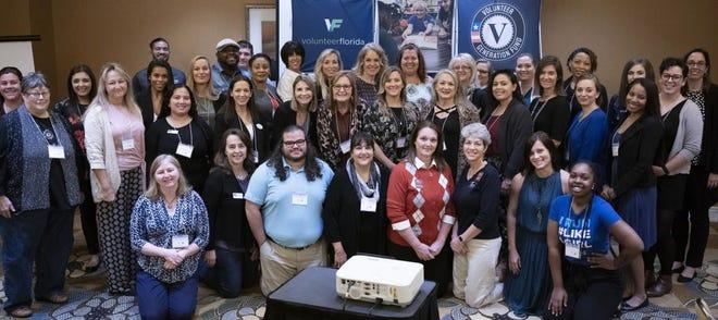 Manna awarded $15,000 through Volunteer Florida's Volunteer Generation Fund.