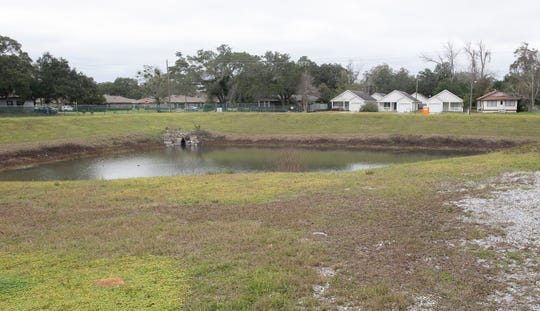 The city of Pensacola is beginning construction this week to expandthe stormwater pond at 12th Avenue and Cross Street.