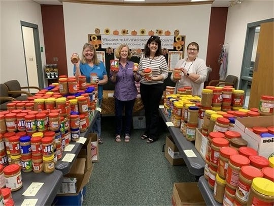 UF/IFAS 2019 Peanut Butter Challenge a success.