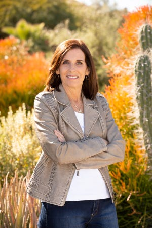 Sen. Martha McSally is a Republican representing Arizona.