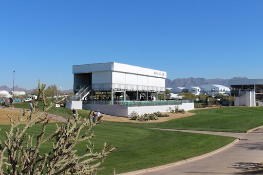 Kiva Club is the Waste Management Phoenix Open's newest club and is open to general admission ticket holders.