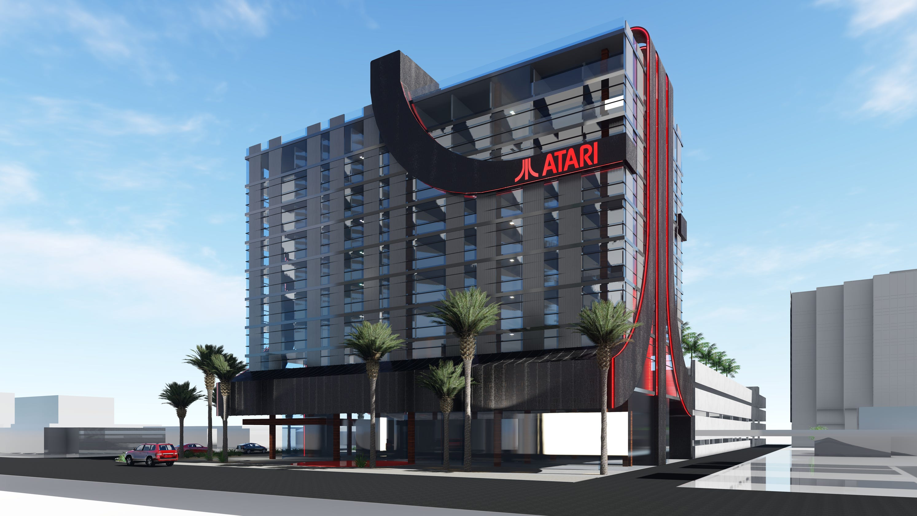 Atari hotel, Wienermobile warning, goat mayor's K-9 rival: News from around our 50 states