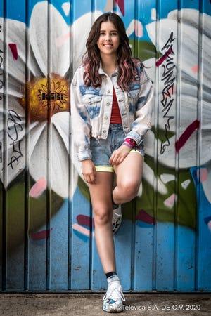 """Paulina Goto está encantada con su personaje de Marcela en """"Vencer el Miedo""""."""
