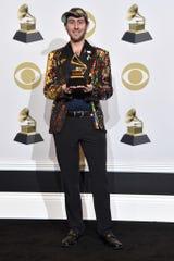 Jon Samson en la 62 Entrega Anual de los Premios GRAMMY en el STAPLES Center el 26 de enero de 2020 en Los Ángeles, California.