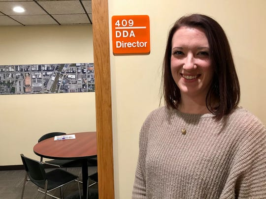 Cynthia Cutright will serve as Port Huron's new Downtown Development Authority director.