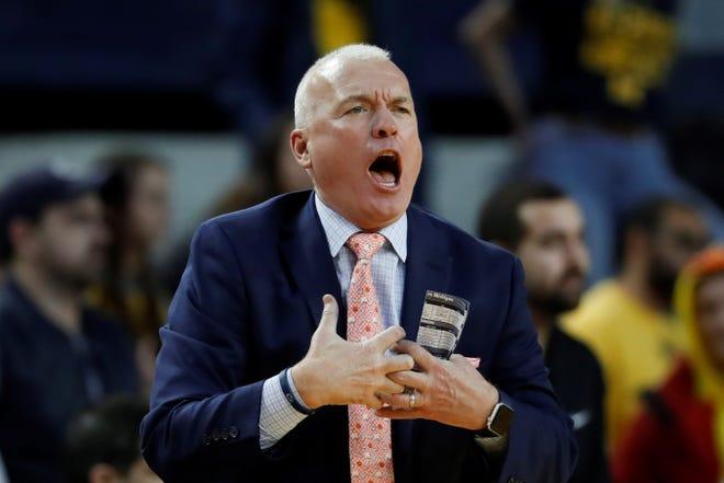 Penn State men's head basketball coach Pat Chambers.