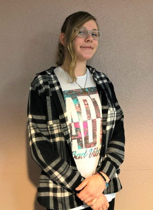 Allyson Preston was named the 2020 Youth of the Year.