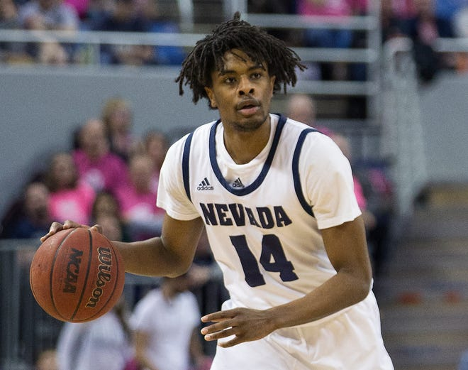 Nevada guard Lindsey Drew and his Wolf Pack teammates have two games this week.