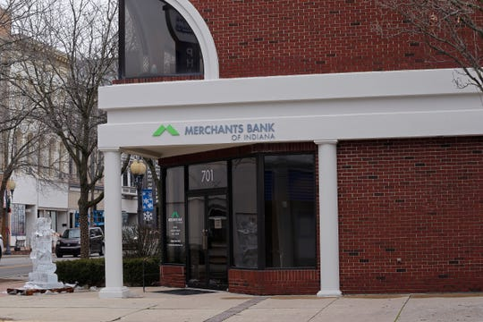 Merchants Bank of Indiana is coming to the building at 701 E. Main St. in Richmond.