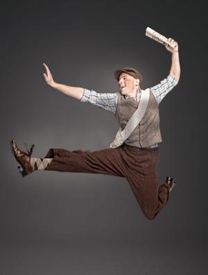 Newsiesruns Jan. 31 to Feb. 9 at GREAT Theatre.