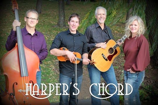 Harper's Chord will perform at7 p.m. Jan. 30 at Jules' Bistro.