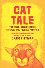"""Craig Pittman will be at Midtown Reader to talk about """"Cat Tale"""" on Friday."""