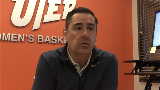 UTEP women's basketball coach Kevin Baker remembers Kobe Bryant
