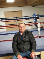 Longtime boxing trainer Jessie Reid will be working the corner of Austin Trout on Saturday's fight in Ruidoso.