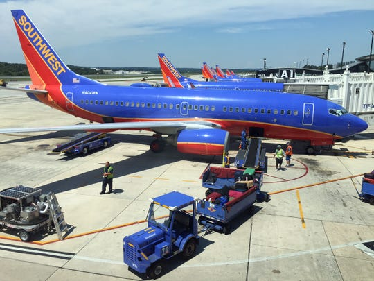 A sick passenger was taken off a Southwest Airlines flight after it landed at the airport in Baltimore Saturday. Although the passenger had recently been to China, the Maryland Department of Health said the person did not meet the criteria for a positive coronavirus diagnosis.