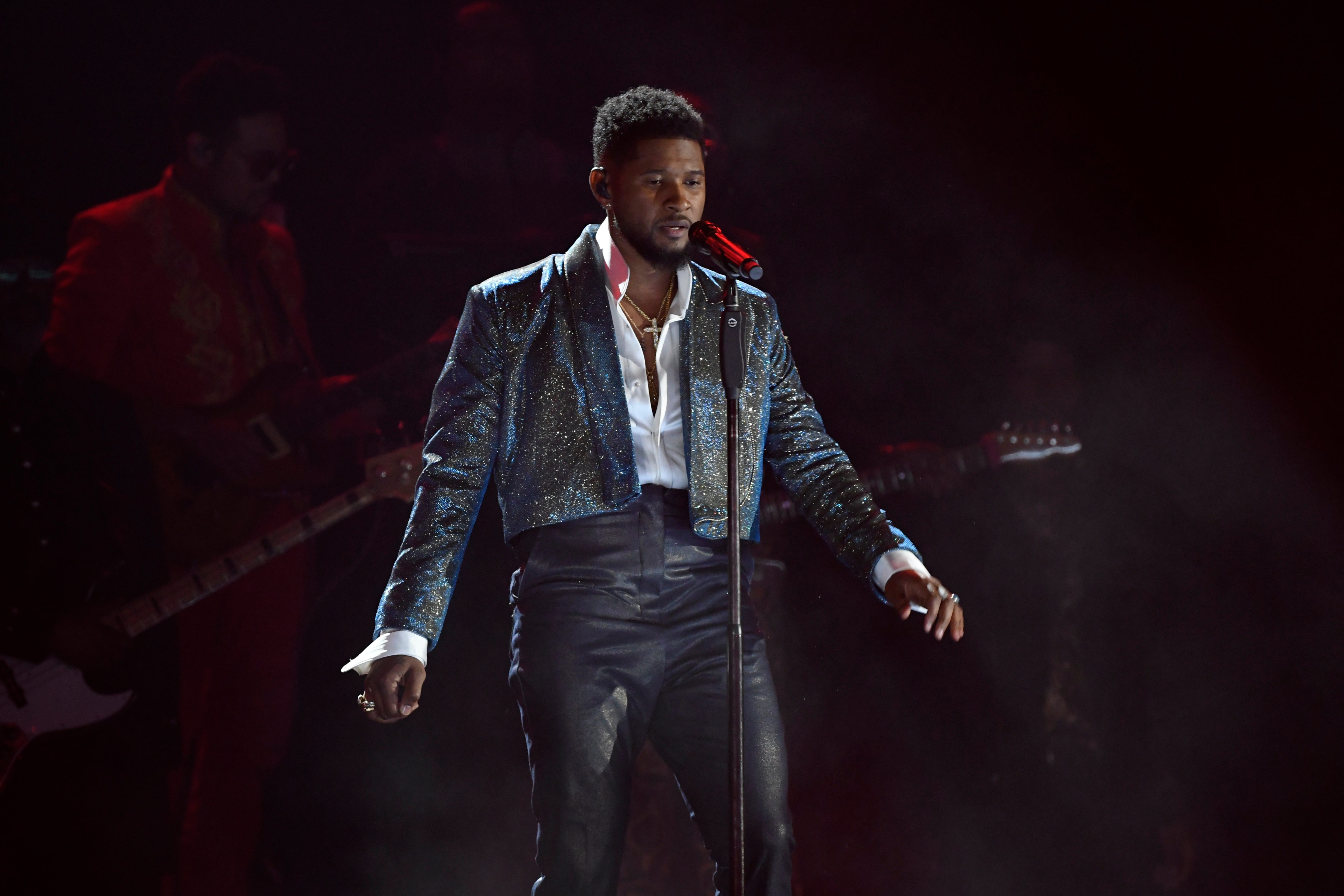 Grammys 2020: Some fans upset about Usher's Prince tribute