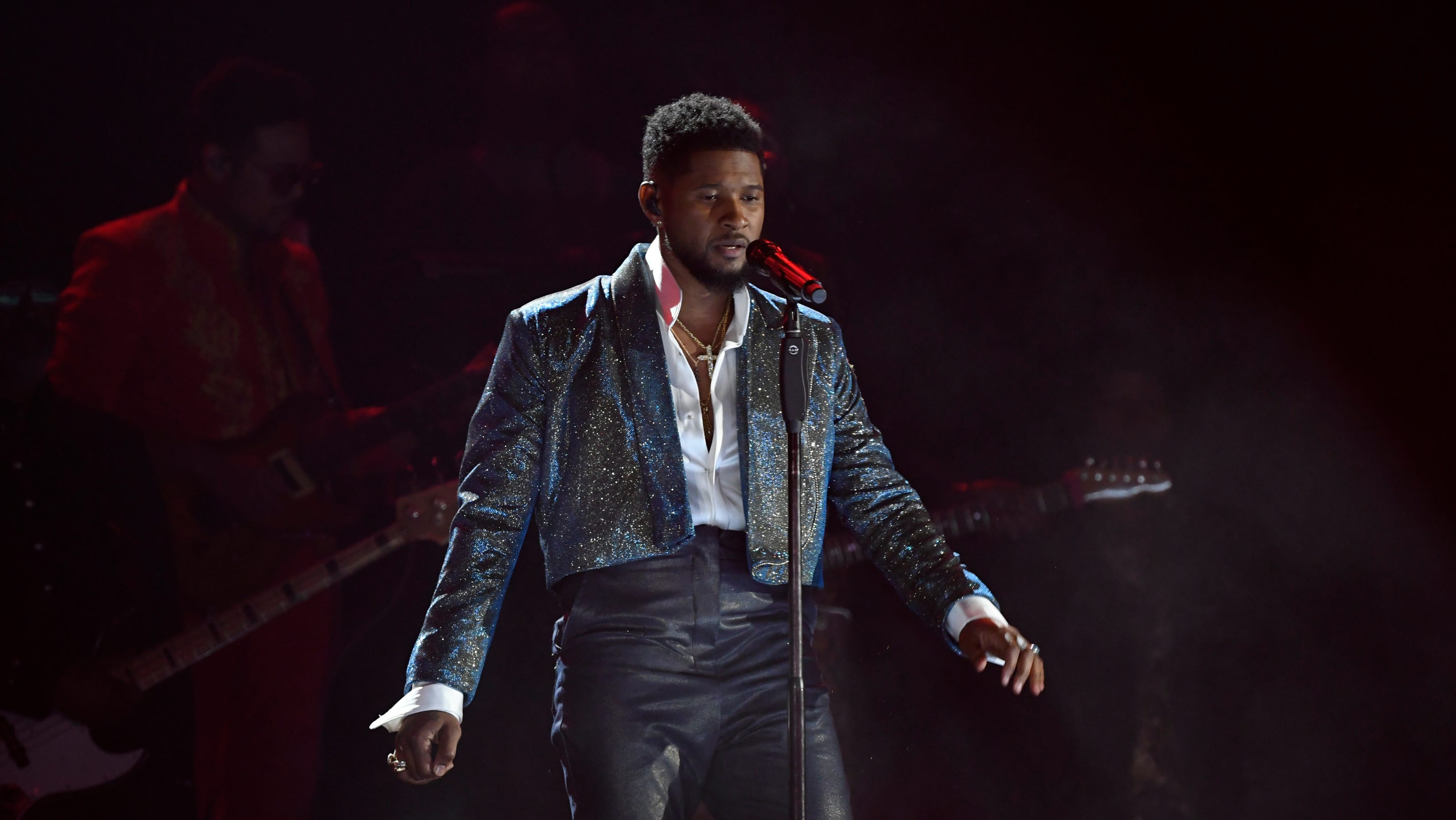 Grammys 2020: Mixed reviews for Prince tribute from Usher, FKA twigs