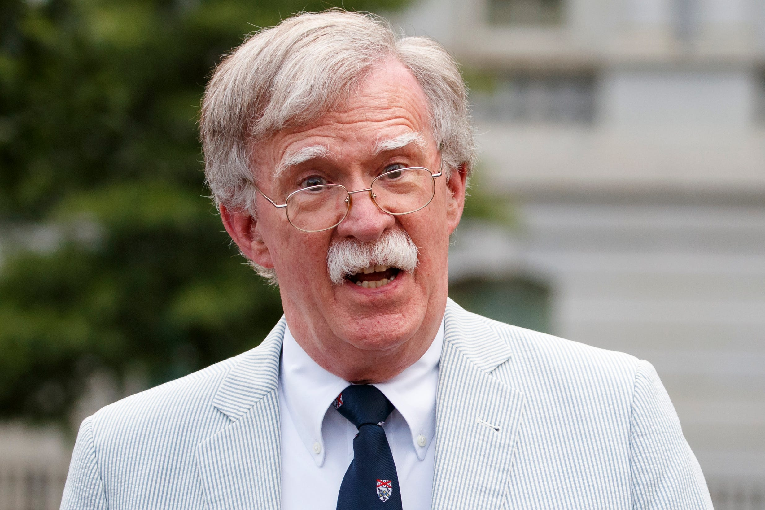 Who is John Bolton, the former national security adviser now a focus in Trump's impeachment trial?