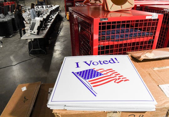 Voters can cast ballots in only one primary per election, but they can vote however they choose in general elections despite the primary they choose.