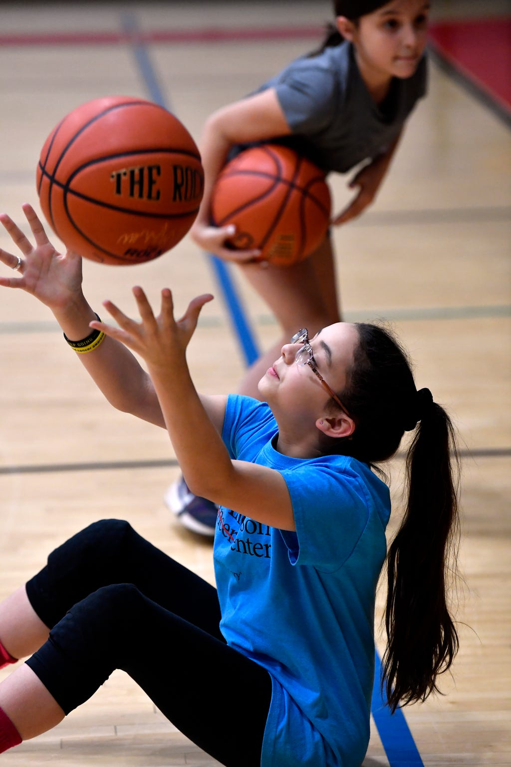 It was questionable Ciara Husing, 10, would ever play sports again after she was diagnosed with synovial sarcoma. But she runs circles around people now, despite a large scar on her left leg.