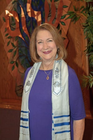 """Rabbi Cantor Patricia Ernest Hickman, spiritual leader of Temple Israel of Brevard since 2003, welcomes the community to join her congregation during """"Let's Get Together"""" Feb. 9 in Viera."""